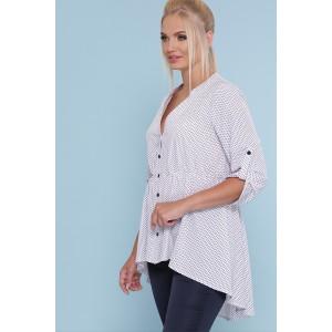 Блузки рубашки больших размеров (5)