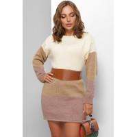 Сукня жіноча тепла Стильна сукня- светр